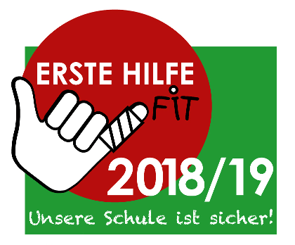 Unsere Schule ist Erste Hilfe Fit!
